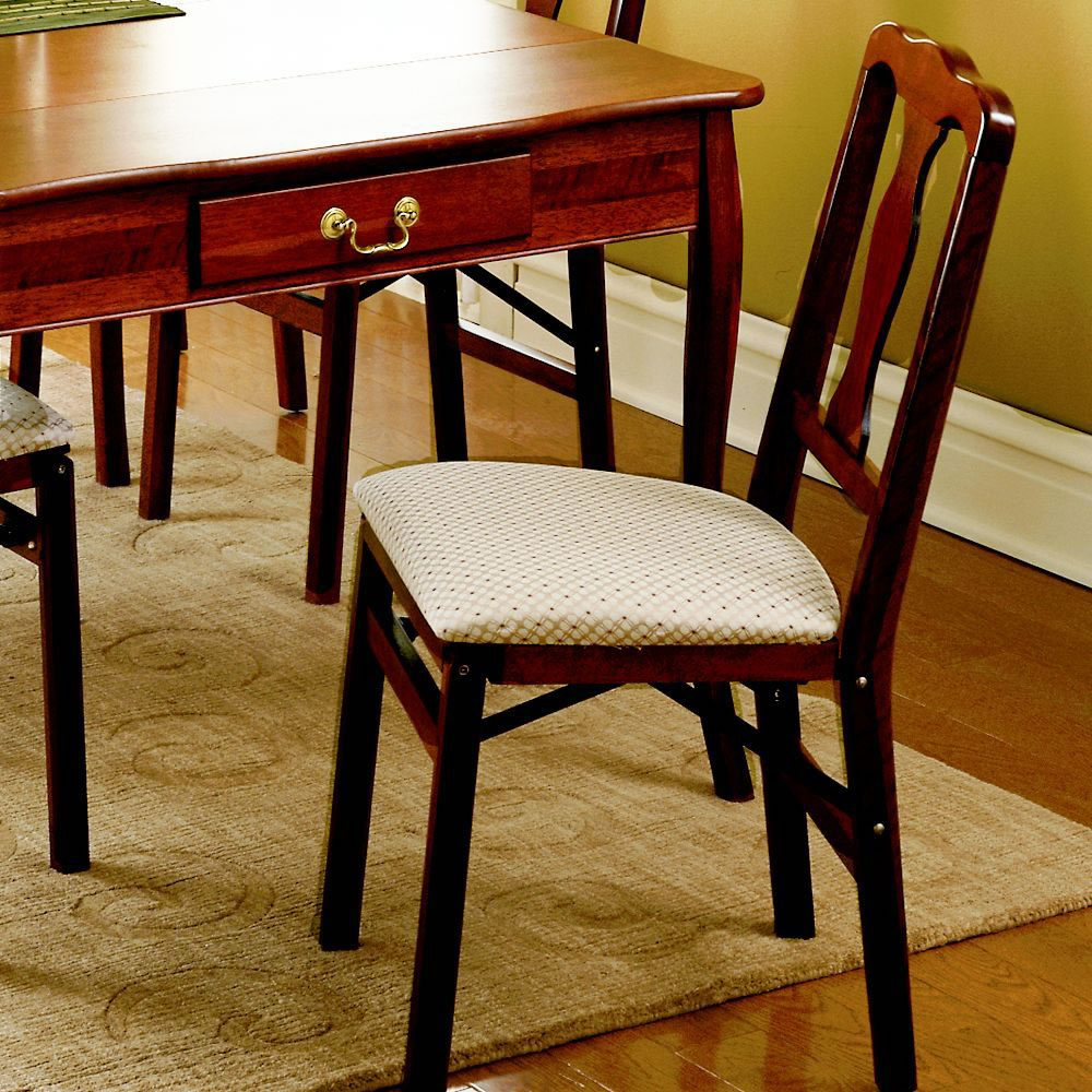 : queen anne folding chairs - Cheerinfomania.Com