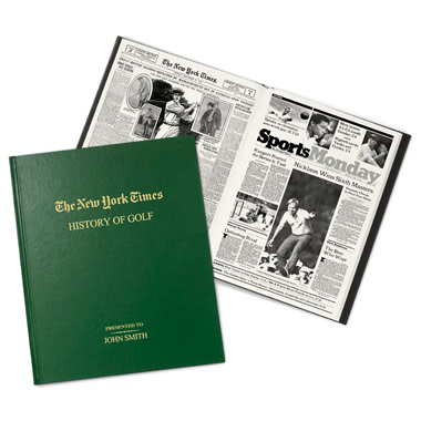 The New York Times History of Golf