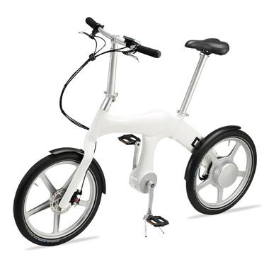 The Self Charging Electric Bike.