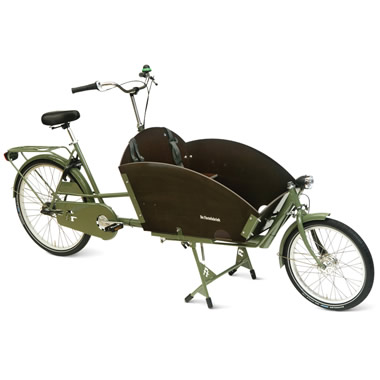 The Authentic Dutch Bakfiets.