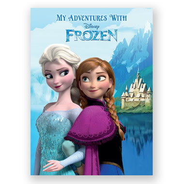 Personalized Childrens Disney Frozen Adventure