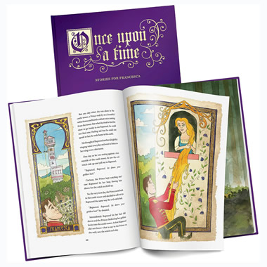 The Personalized Children's Classic Fairy Tale Book
