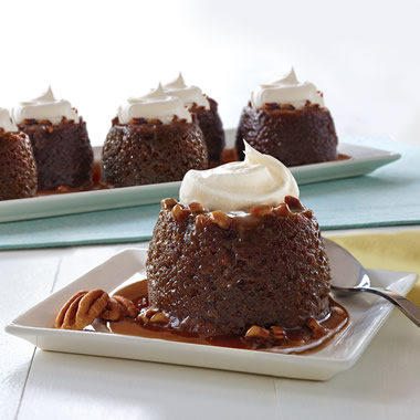 The Award Winning English Sticky Toffee Pudding