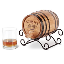 The Gentleman's Personalized Whiskey Kit
