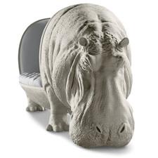 The Handcrafted Hippopotamine Sofa