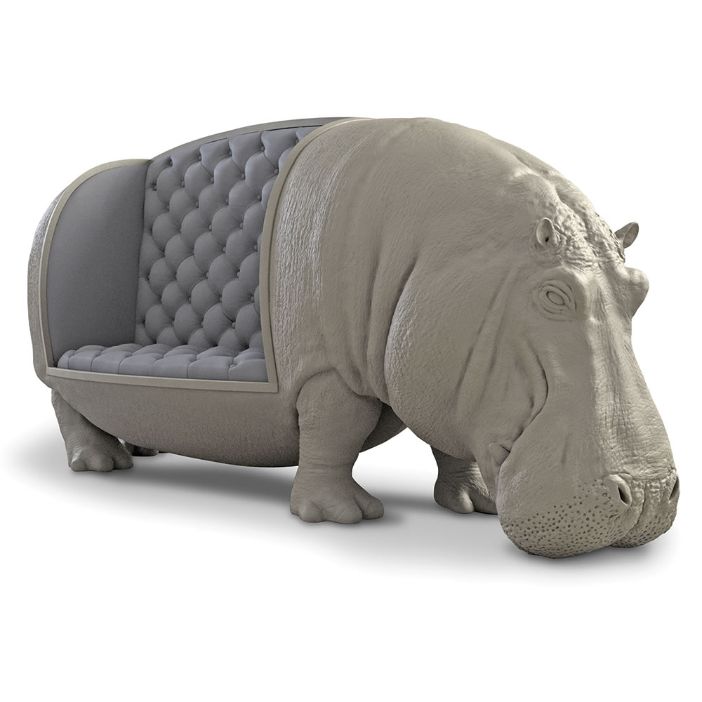 Superb The Handcrafted Hippopotamine Sofa Ocoug Best Dining Table And Chair Ideas Images Ocougorg
