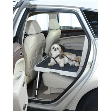 The Backseat Safety Dog Deck