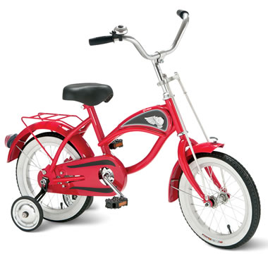 The Children's Personalized Classic Cruiser Bicycle