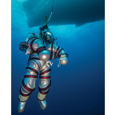 The Self Propelled Aquanaut's Suit