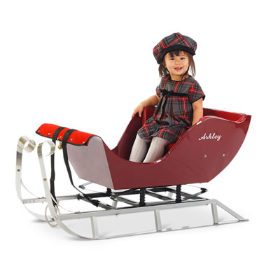 Personal Childs Ride On Sleigh