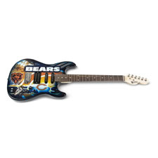 The Rock And Sports Fanatic's Electric Guitar
