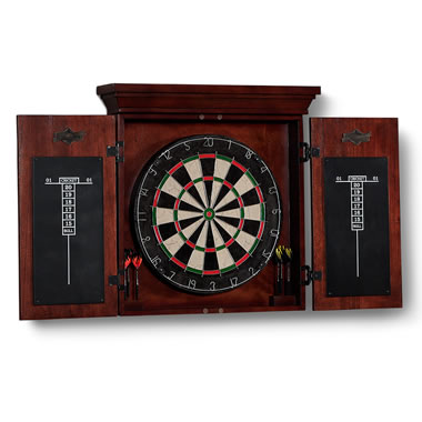 The Tournament Quality Dart Board