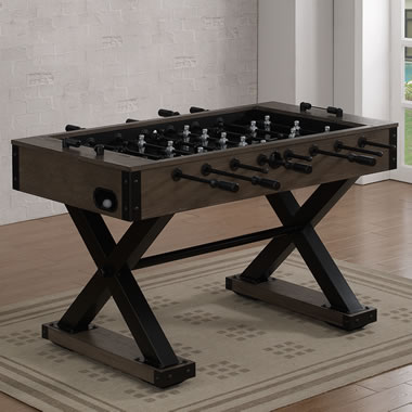 The Fashionable Foosball Table