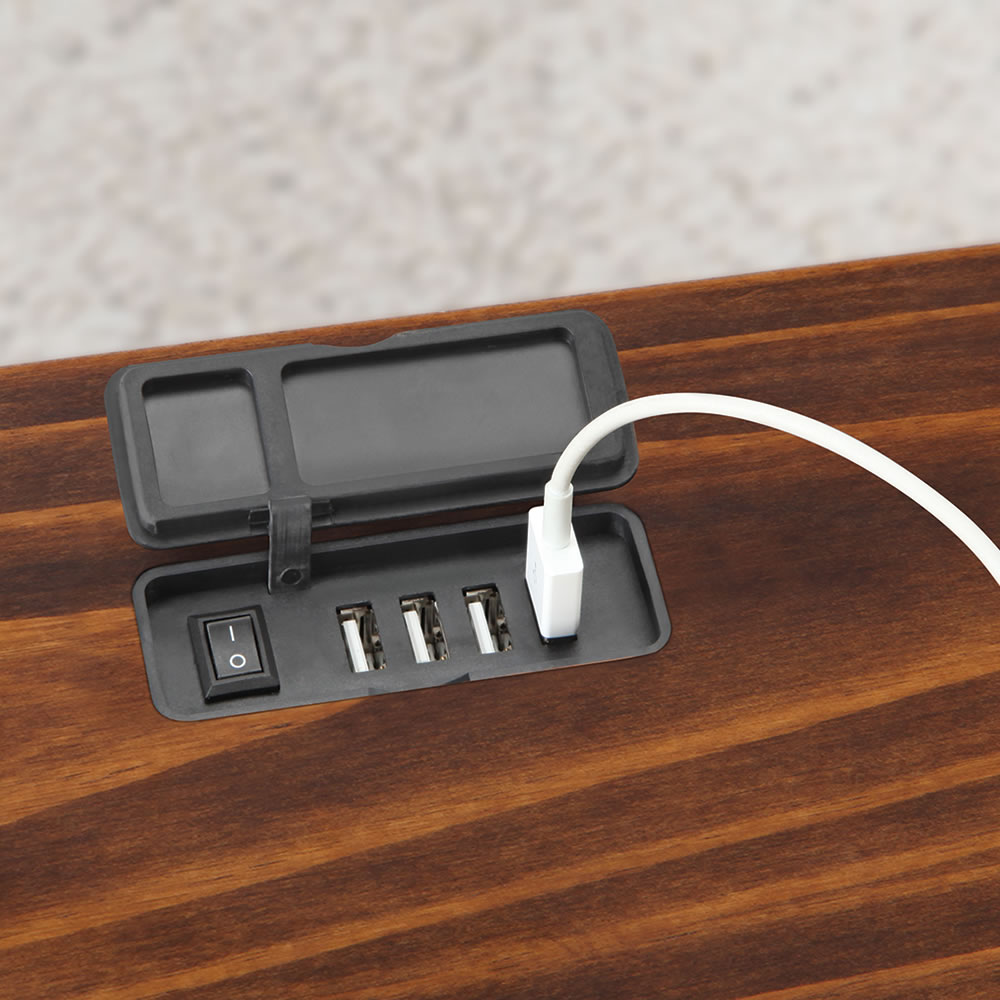 The Charging Nightstand
