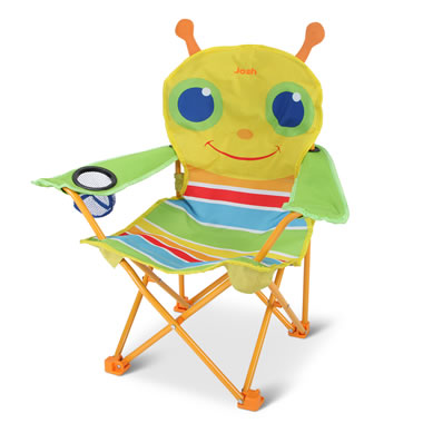 The Personalized Bug Buddy Chair