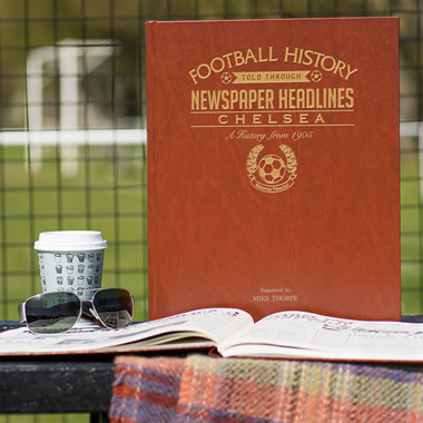 The Newspaper History Of Your UK Soccer Team