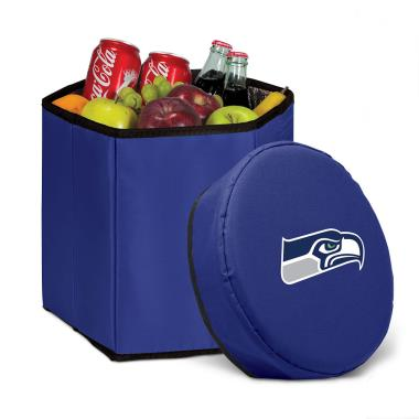 The NFL Fan's Portable Cooler Seat