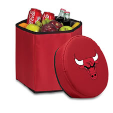 The NBA Fan's Portable Cooler Seat