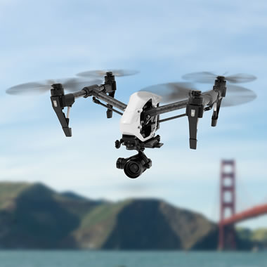 The Professional Cinematographer's 4K Video Drone