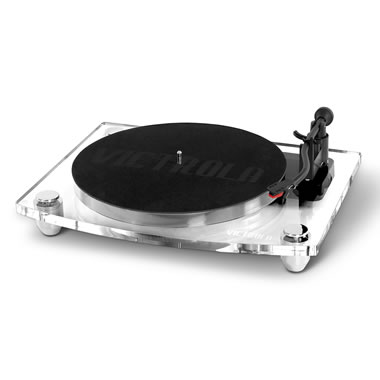 Invisible Turntable