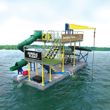 The Navigable Water Park