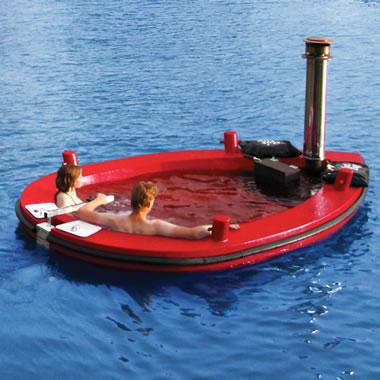 The Amstel Hot Tub Tug