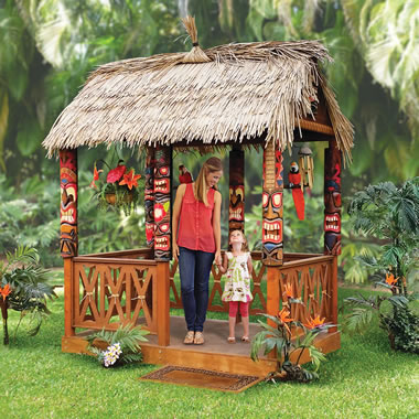 The Tropical Tiki Hut