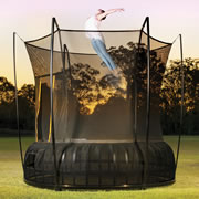 The Superior Suspension System Trampoline