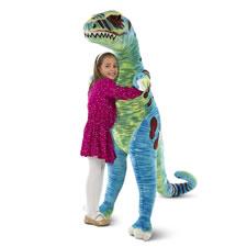 The Gentle Giant T-Rex