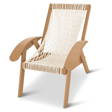 The Pawleys Island Hammock Sling Deck Chair