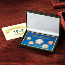 The Year to Remember Coin Set (For Years 1934-1964)