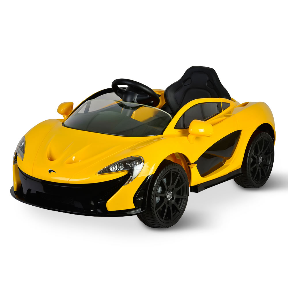 The Children's McLaren P1 Ride On - Hammacher Schlemmer on