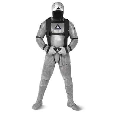 The Chainmail Sharkproof Suit