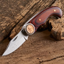 The Year Of Your Birth Folding Knife