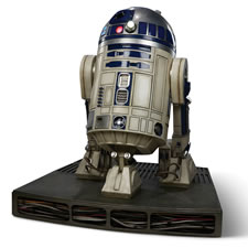 The Museum Quality R2-D2