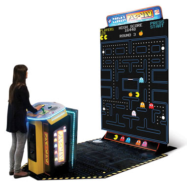 The Worlds Largest Pac-Man