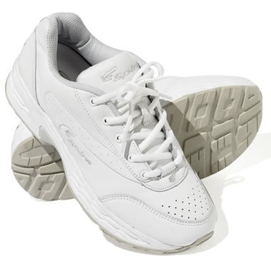 The Wide Width Spring Loaded Walking Shoes (Women's) - Spring in soles