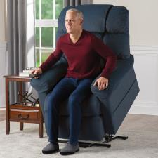 The Sleeper Lift Chair With Massage And Heat