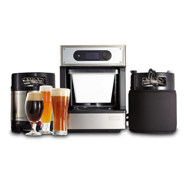 The Automatic Craft Beer Brewing System