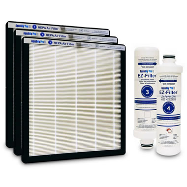 Replacement Filters For The Atmospheric Pure Water Generator
