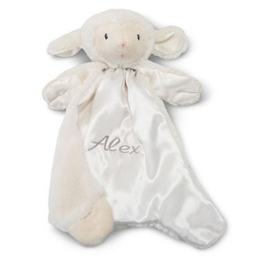 The Personalized Huggy Buddy Lamb