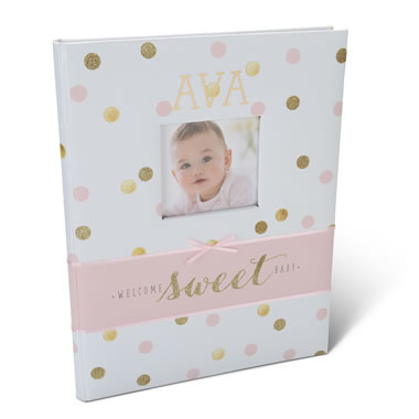 The Baby's Personalized Memory Book