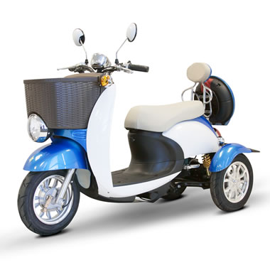 The Two Person Electric Cruiser