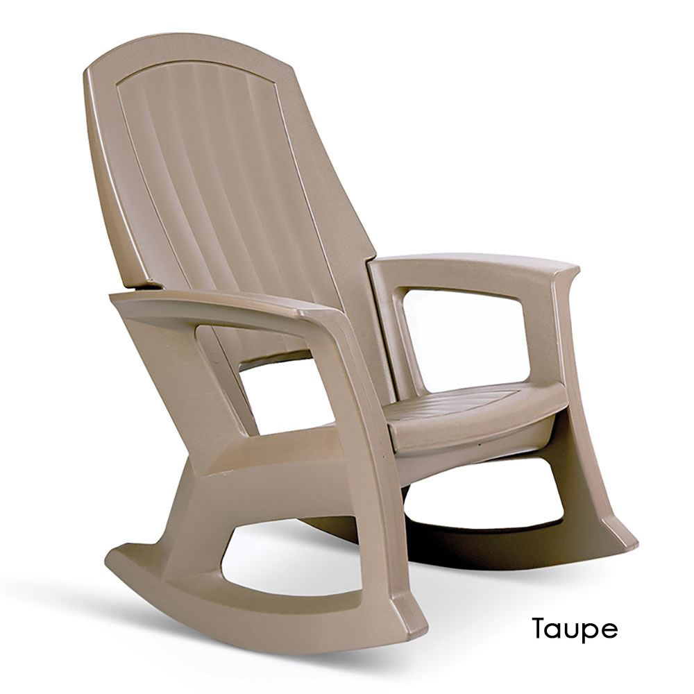 Brilliant The Strongest Outdoor Rocker Bralicious Painted Fabric Chair Ideas Braliciousco