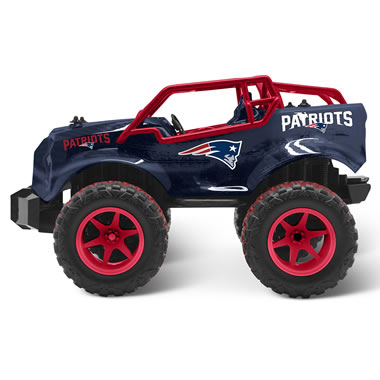 The NFL RC Monster Truck