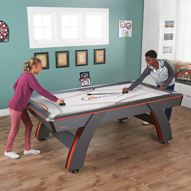 The Arena Scoreboard Air Hockey Table