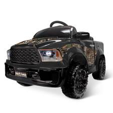 The Ride OnRealTree Truck