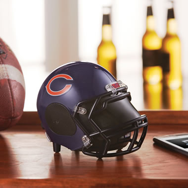 The Your Favorite Team Helmet Speaker (NFL) - Bears