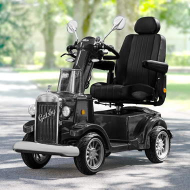 The Mobility Roadster