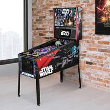 The Star Wars Pinball Machine
